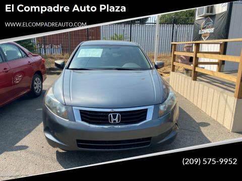 2009 Honda Accord for sale at El Compadre Auto Plaza in Modesto CA