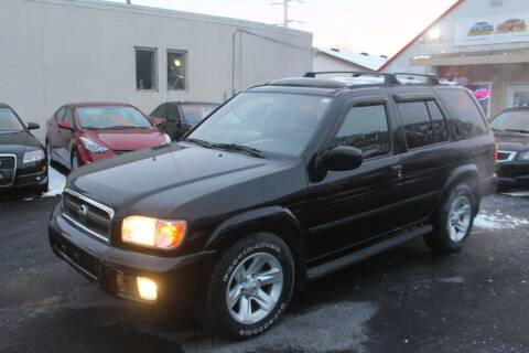 2003 Nissan Pathfinder for sale at Rochester Auto Mall in Rochester MN