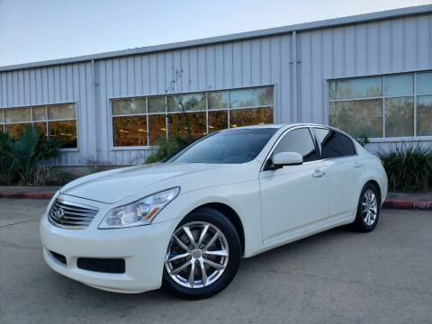 2008 Infiniti G35 for sale at Houston Auto Preowned in Houston TX