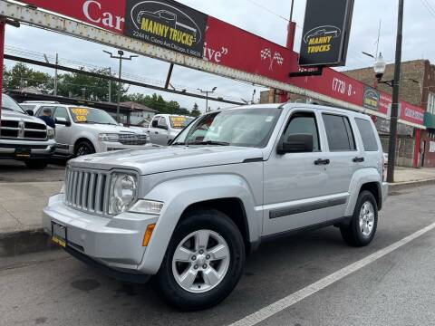 2011 Jeep Liberty for sale at Manny Trucks in Chicago IL