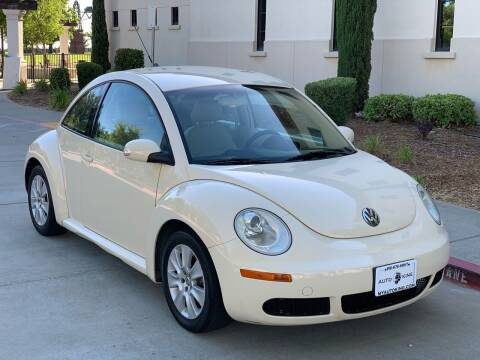 2009 Volkswagen New Beetle for sale at Auto King in Roseville CA