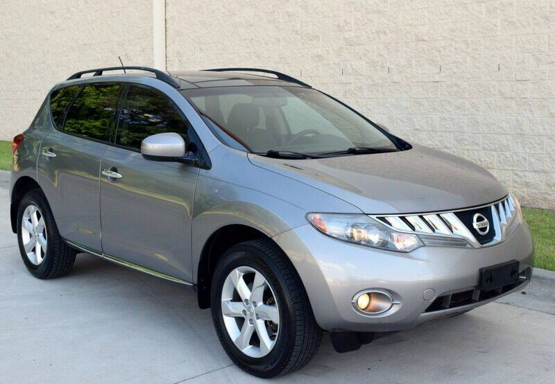 2010 Nissan Murano for sale at Raleigh Auto Inc. in Raleigh NC