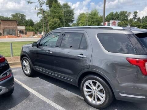 2018 Ford Explorer for sale at Southern Auto Solutions-Jim Ellis Hyundai in Marietta GA