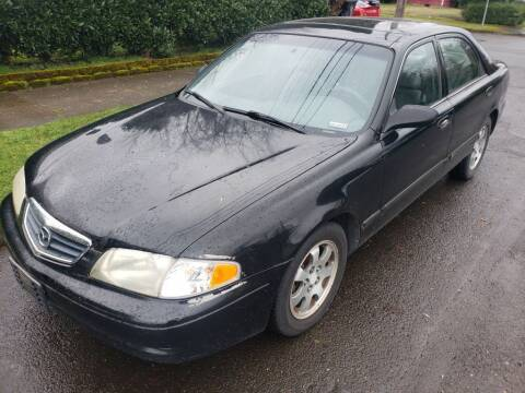 2000 Mazda 626 for sale at KC Cars Inc. in Portland OR