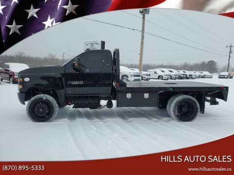 2019 Chevrolet Silverado 4500HD for sale at Hills Auto Sales in Salem AR