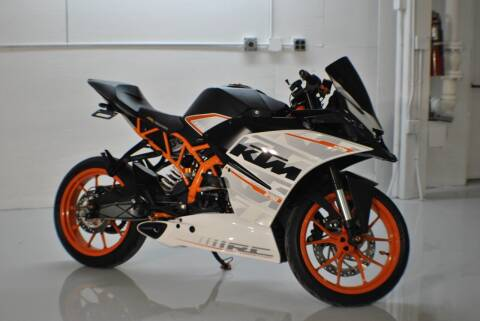 2016 KTM RC390 for sale at Euro Prestige Imports llc. in Indian Trail NC