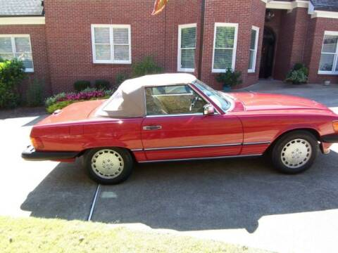 1988 Mercedes-Benz 560-Class for sale at Classic Car Deals in Cadillac MI