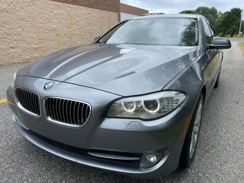 2011 BMW 5 Series for sale at Premium Auto Outlet Inc in Sewell NJ