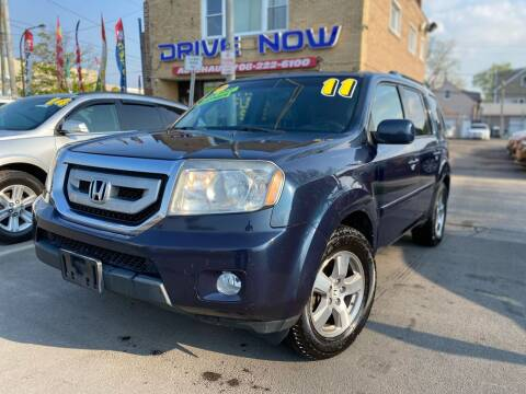 2011 Honda Pilot for sale at Drive Now Autohaus in Cicero IL