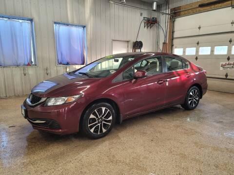 2013 Honda Civic for sale at Sand's Auto Sales in Cambridge MN