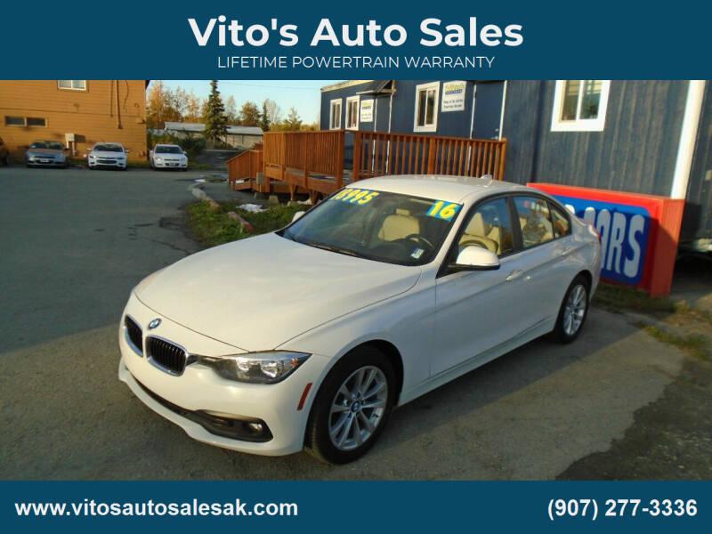 2016 BMW 3 Series for sale at Vito's Auto Sales in Anchorage AK