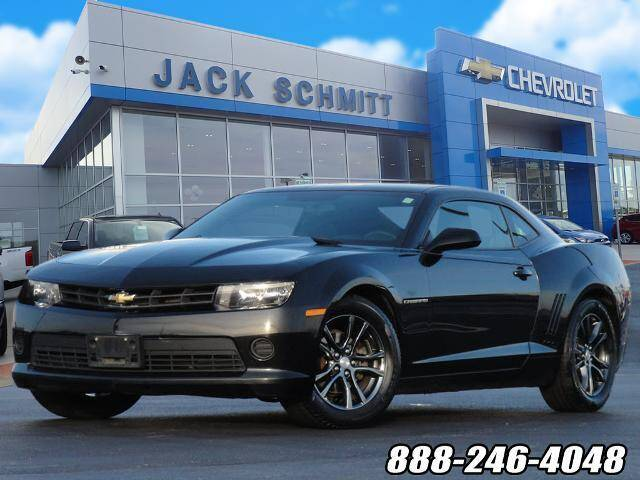 2015 Chevrolet Camaro for sale at Jack Schmitt Chevrolet Wood River in Wood River IL