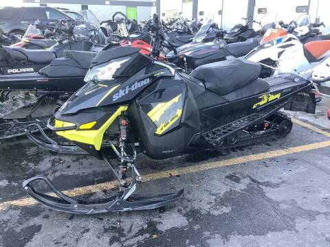 2018 Ski-Doo MXZ 600 IRON DOG for sale at Road Track and Trail in Big Bend WI