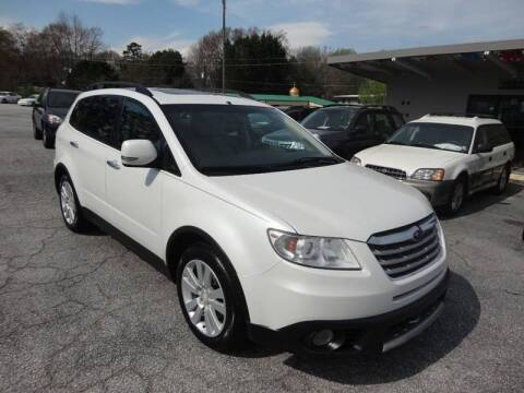 2008 Subaru Tribeca for sale at HAPPY TRAILS AUTO SALES LLC in Taylors SC