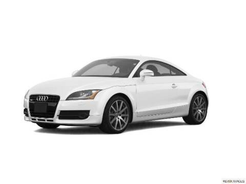 2008 Audi TT for sale at Griffeth Mitsubishi - Pre-owned in Caribou ME