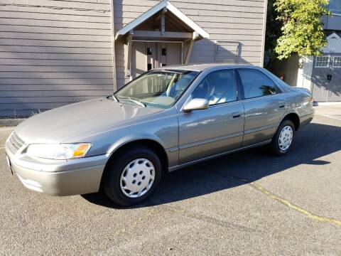 1998 Toyota Camry for sale at Seattle Motorsports in Shoreline WA