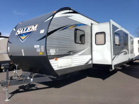 2017 Forest River Salem 28CKDS for sale at Ultimate RV in White Settlement TX