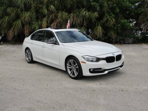 2013 BMW 3 Series for sale at United Auto Center in Davie FL