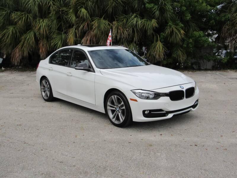 2013 BMW 3 Series for sale at United Auto Center in Davie FL
