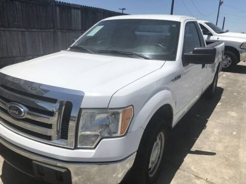 2012 Ford F-150 for sale at RIVERCITYAUTOFINANCE.COM in New Braunfels TX