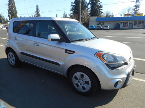 2012 Kia Soul for sale at Lino's Autos Inc in Vancouver WA
