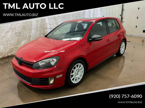 2010 Volkswagen GTI for sale at TML AUTO LLC in Appleton WI