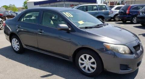 2010 Toyota Corolla for sale at Top Line Import of Methuen in Methuen MA