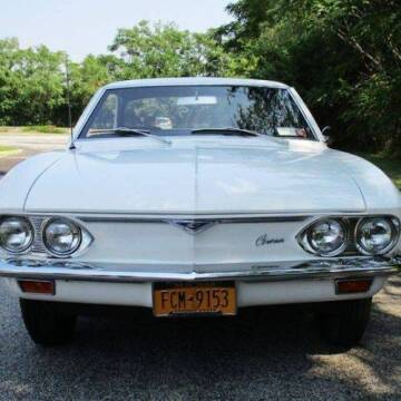 1969 Chevrolet Corvair for sale at Classic Car Deals in Cadillac MI
