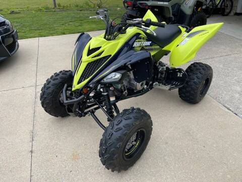 2020 Yamaha Raptor for sale at Best Motor Auto Sales in Perry OH