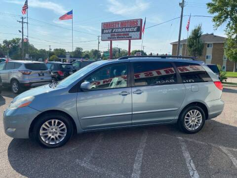 2009 Toyota Sienna for sale at Christy Motors in Crystal MN