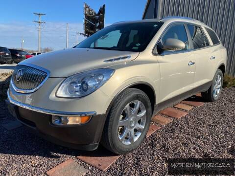 2010 Buick Enclave for sale at Modern Motorcars in Nixa MO