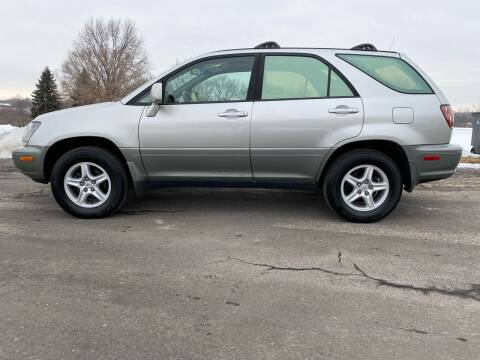2000 Lexus RX 300 for sale at QUAD CITIES AUTO SALES in Milan IL