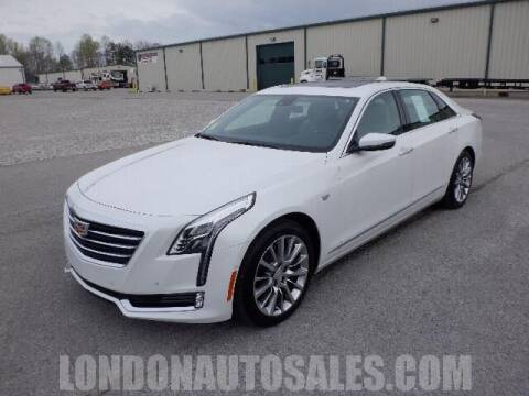 2018 Cadillac CT6 for sale at London Auto Sales LLC in London KY