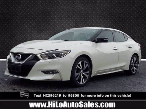 2017 Nissan Maxima for sale at BuyFromAndy.com at Hi Lo Auto Sales in Frederick MD
