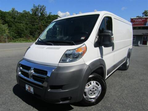 2017 RAM ProMaster Cargo for sale at Guarantee Automaxx in Stafford VA