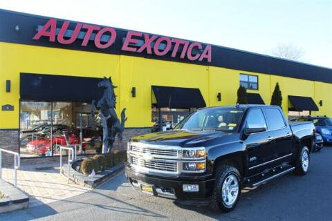 2015 Chevrolet Silverado 1500 for sale at Auto Exotica in Red Bank NJ