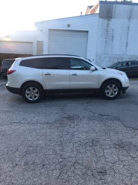 2012 Chevrolet Traverse for sale at Worldwide Auto Sales in Fall River MA