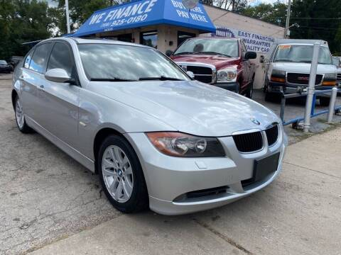 2006 BMW 3 Series for sale at Great Lakes Auto House in Midlothian IL