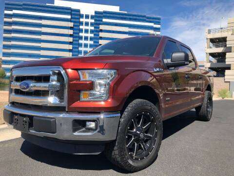2016 Ford F-150 for sale at Day & Night Truck Sales in Tempe AZ