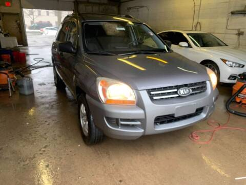 2008 Kia Sportage for sale at Square Business Automotive in Milwaukee WI