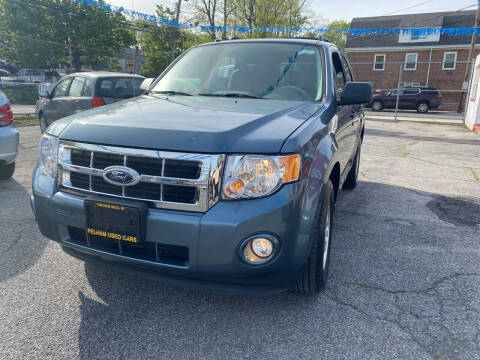 2012 Ford Escape for sale at PELHAM USED CARS & AUTOMOTIVE CENTER in Bronx NY