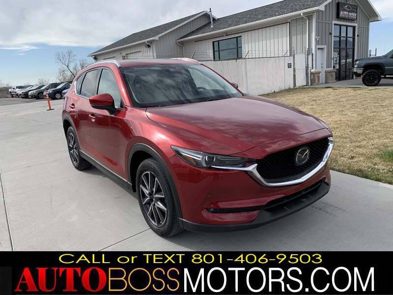 2017 Mazda CX-5 for sale at Auto Boss in Woodscross UT