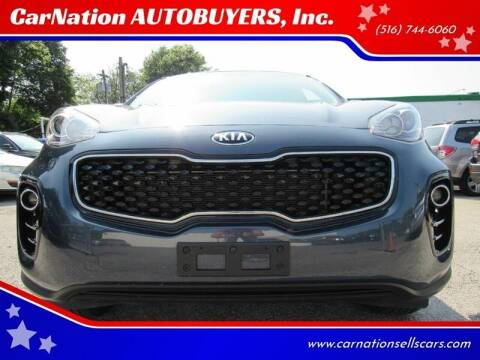 2017 Kia Sportage for sale at CarNation AUTOBUYERS, Inc. in Rockville Centre NY