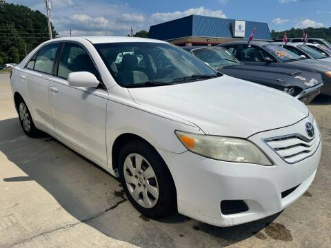2010 Toyota Camry for sale at CarUnder10k in Dayton TN