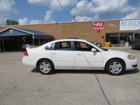 2006 Chevrolet Impala for sale at Rondo Truck & Trailer in Sycamore IL