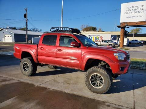 2013 Toyota Tacoma for sale at GOOD NEWS AUTO SALES in Fargo ND