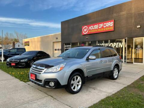 2014 Subaru Outback for sale at HOUSE OF CARS CT in Meriden CT