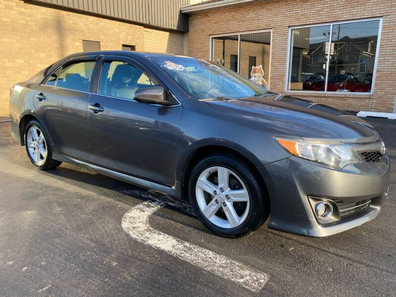 2012 Toyota Camry for sale at C Pizzano Auto Sales in Wyoming PA