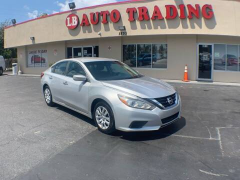 2016 Nissan Altima for sale at LB Auto Trading in Orlando FL