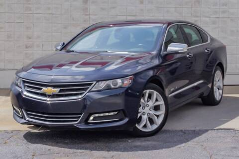 2018 Chevrolet Impala for sale at Cannon Auto Sales in Newberry SC